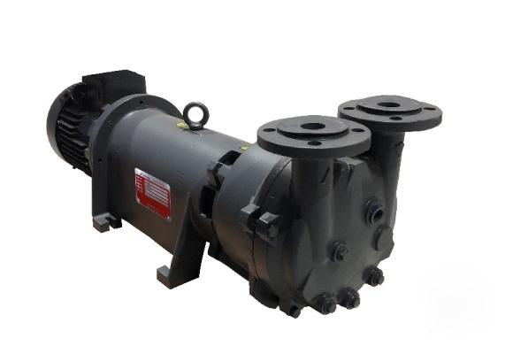 给真空泵增加大气喷射器的原因