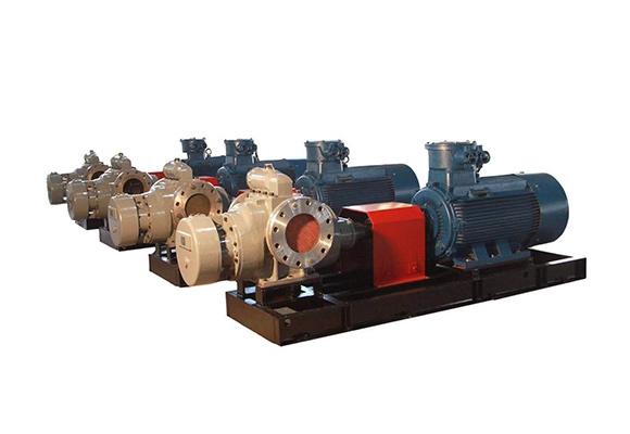 油气混输螺杆泵